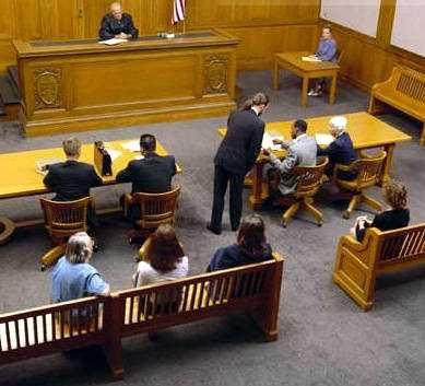 Bufete de abogados en El Vellon Servicios de Abogados